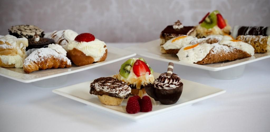 Pastries Web Site Photo